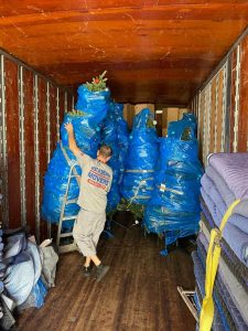 Christmas trees can be moved by Best In Broward Movers