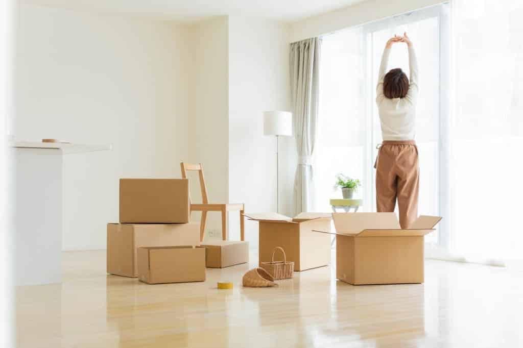moving company icon las Olas