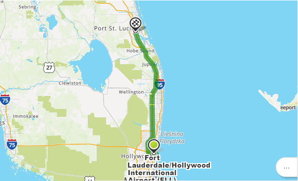 Moving From Fort Lauderdale to Port St Lucie