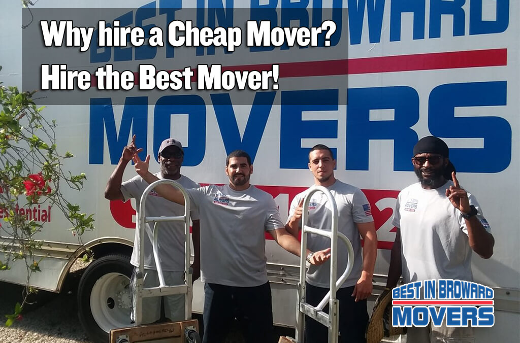 moving services in the United States- Best in broward movers Reduce the cost of moving