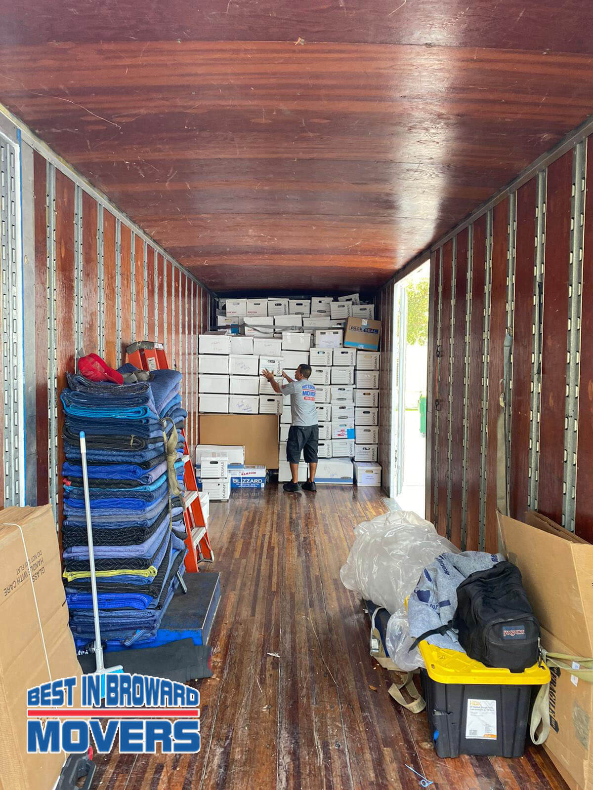 Cost For A Moving Company To Pack And Move A 4 Bedroom House Locally