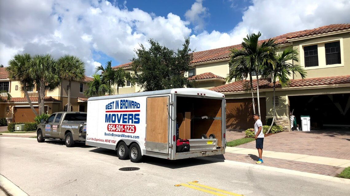 Best Local Movers Near Me- best in broward movers makes your move easier