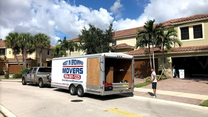 best broward movers in Lauderdale