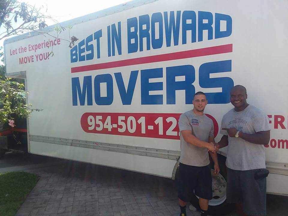 Contact Us | Best in Boca Movers