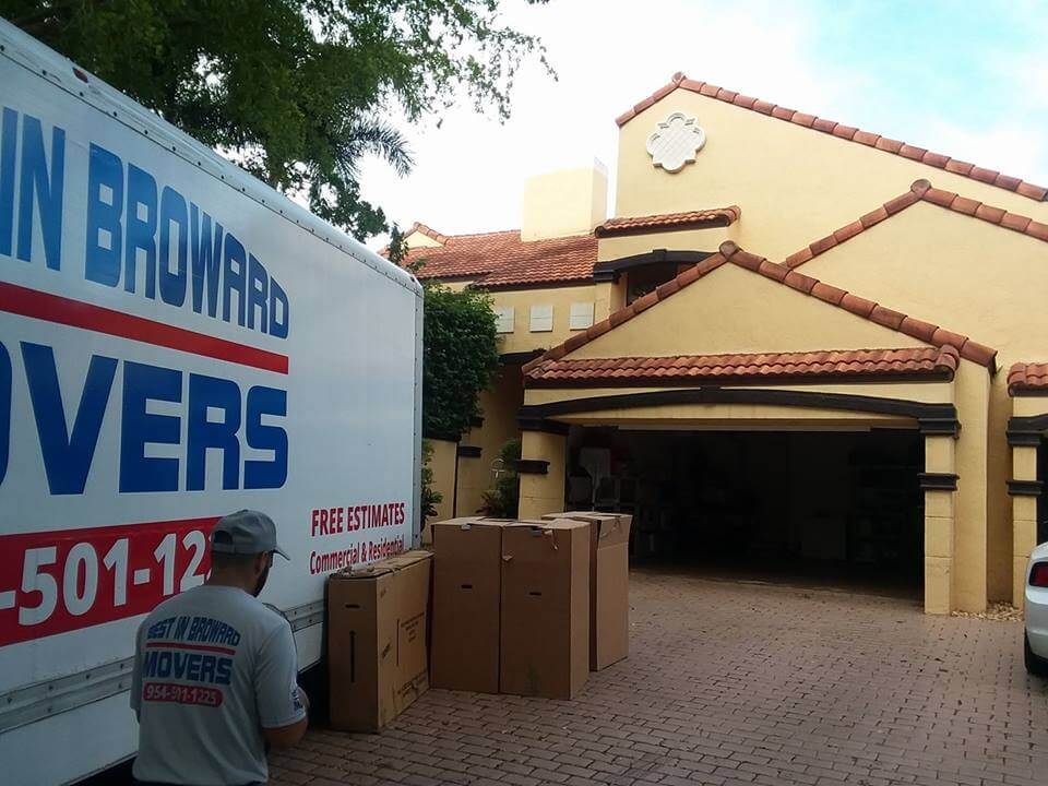 Best in Boca Movers ServicesBest in Broward Movers Services