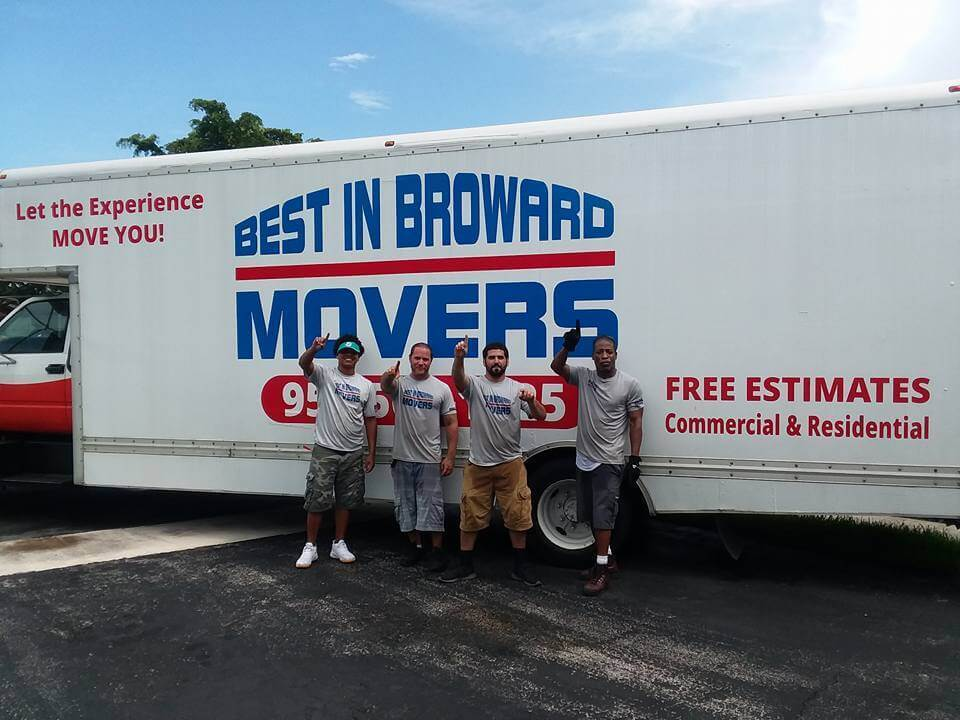 Best in Boca Movers