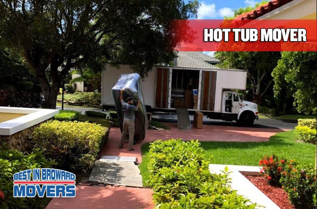 Hot Tub Mover Moving Company
