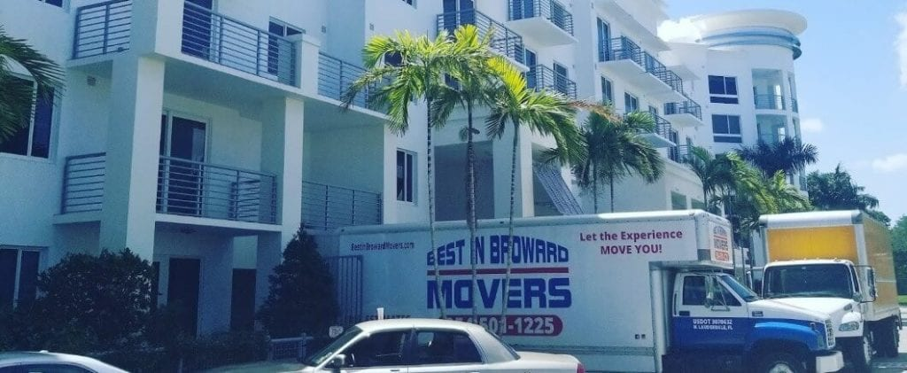 Full-service movers | Best in Broward Movers