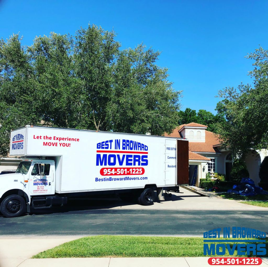 Best-in-Broward-Movers-truck-on-the-way