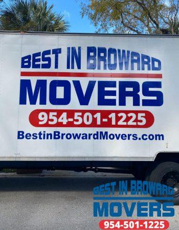 Best in Broward Movers logo