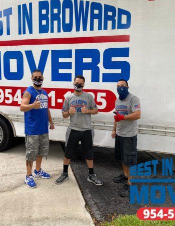 Best in Broward Movers members