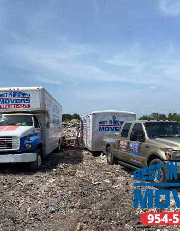 Best in Broward Movers on the road