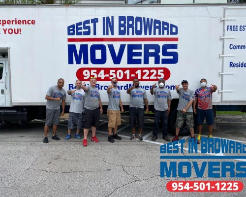 Best in Broward Movers team 4