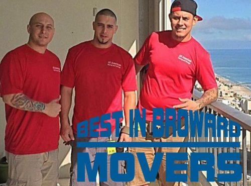 Best in Broward Movers team 6