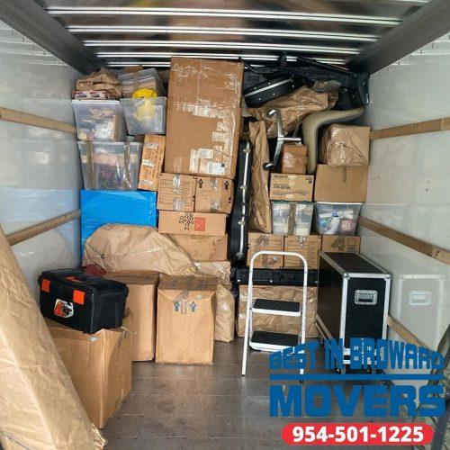 Best-in-Broward-Movers-truck-inside